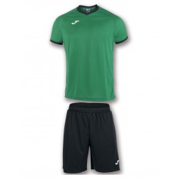 KIT JOMA ACADEMY SET VERDE...