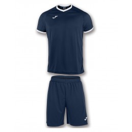 KIT JOMA ACADEMY SET BLU...