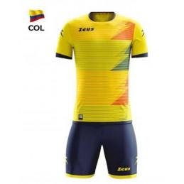 KIT ZEUS MUNDIAL COLOMBIA...