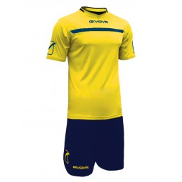 KIT GIVOVA ONE GIALLO BLU...