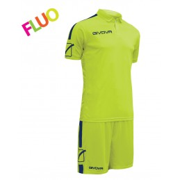 KIT GIVOVA PLAY GIALLO FLUO...