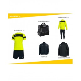 BOX-SET CALCIO ACADEMY II JOMA