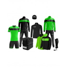 BOX/SET APOLLO VERDE FLUO...