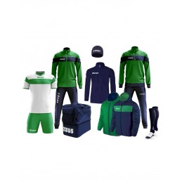 BOX/SET APOLLO BLU VERDE 8...