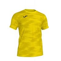 Maglia/Divisa calcio gialla